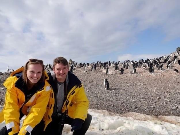 15. Пингвины боятся людей? антарктида, вопрос, ответ
