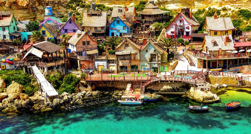 12 маленьких, но невероятно прекрасных мест нашего мира