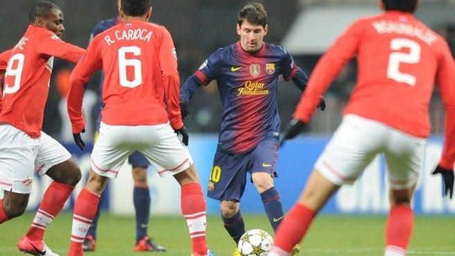 «Барселона», «Бенфика» и «Спартак» снова сыграют друг с другом!