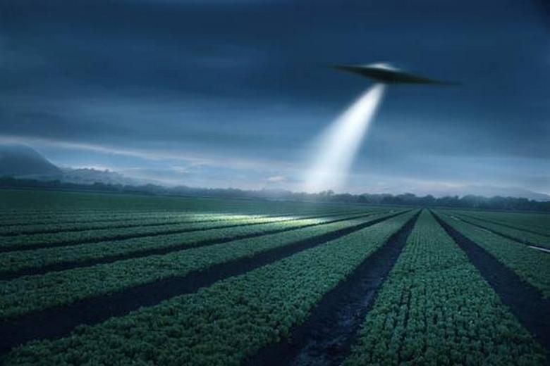 Инопланетяне высадились под Краснодаром