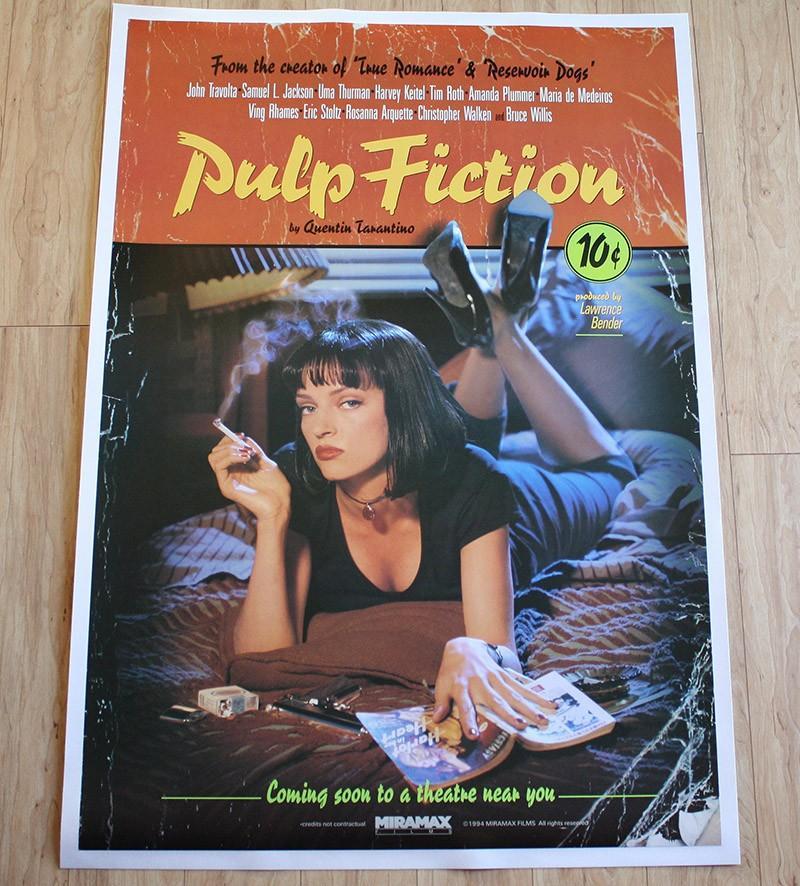 pulpfiction16 20 фактов о фильме «Криминальное чтиво», которых вы не знали