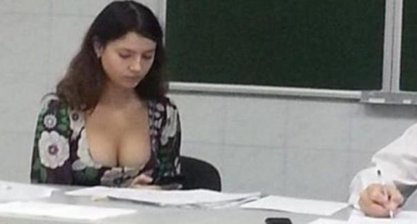На днях принимал у пятого курса зачёт.
