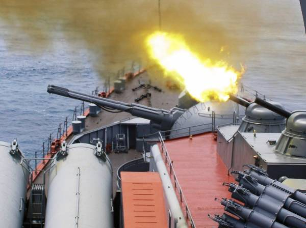 ПВО уничтожили крылатые ракеты на Каспием