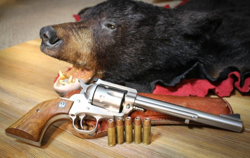 Wildey Survivor. Как «медвежий» пистолет стал голливудской игрушкой