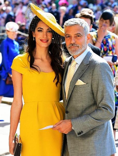 """Великолепно --11 доказательств того, что Амаль Клуни по праву носит титул """"икона стиля"""""""