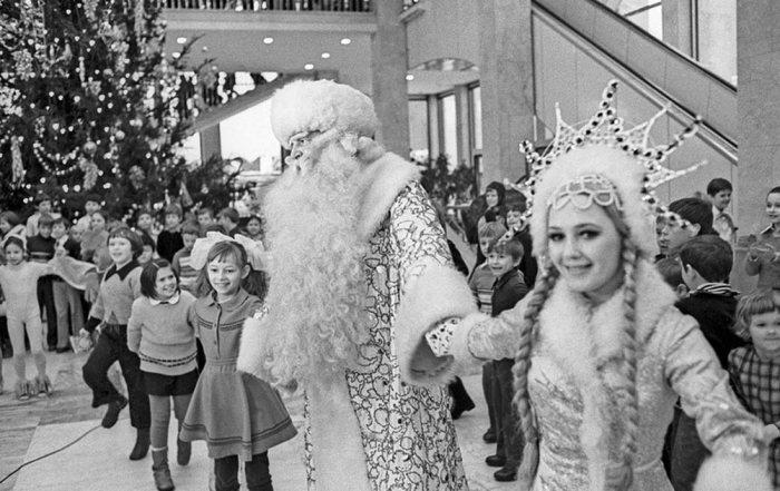 Как праздновали Новый Год в СССР, и чем он отличается от современного