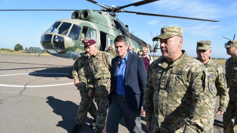 В Киеве рассказали о поездке…