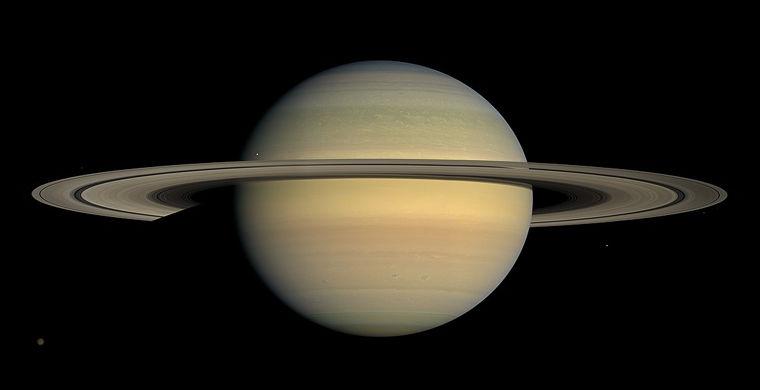 Сатурн теряет свои кольца