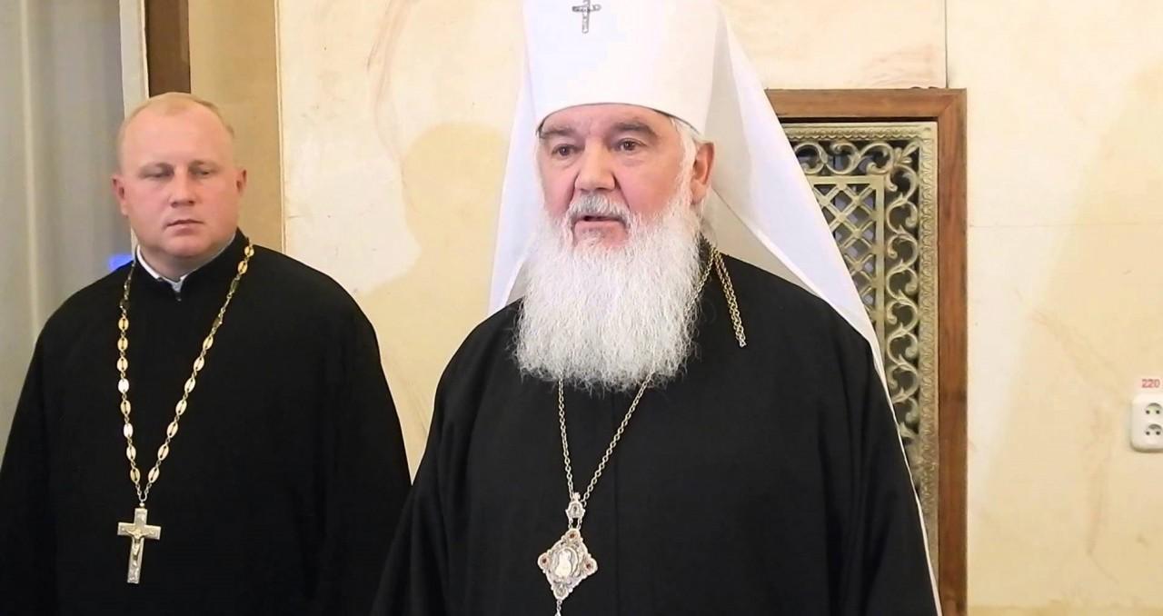 Макарий выразил сожаление в связи с передачей Андреевской церкви Константинополю