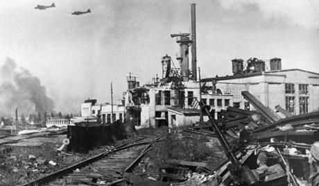 23.09.1942 Великая Отечественная Война Сталинград бои битва