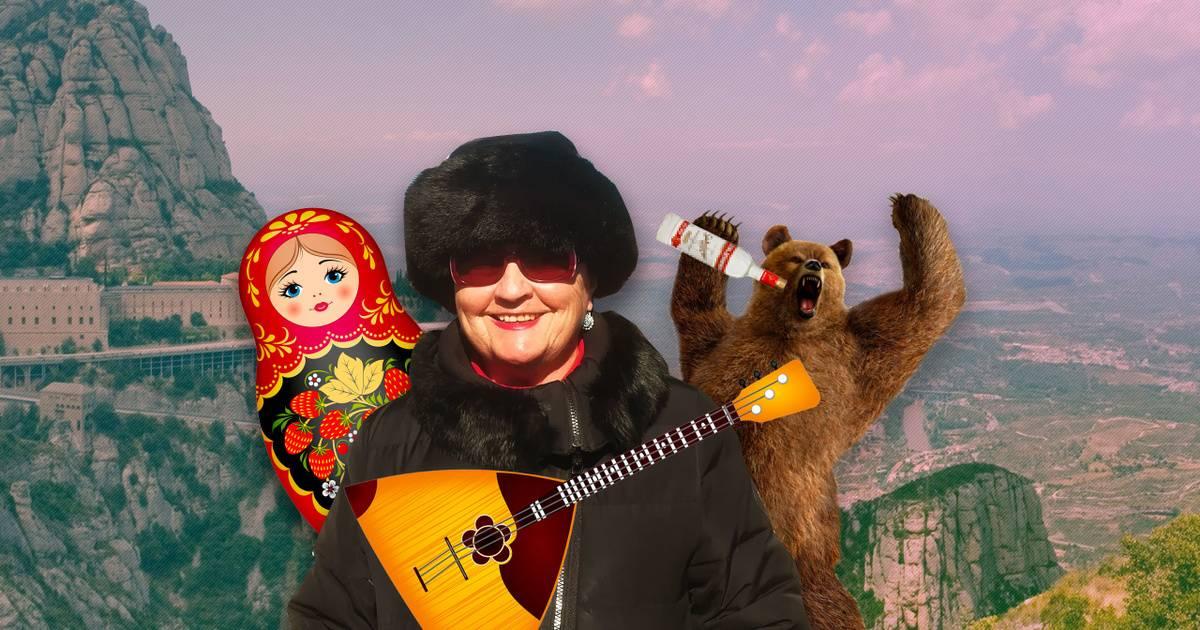 Матрёшка, балалайка? В Испании бабушка построила суровую русскую деревню