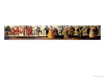 История искусства карнавала