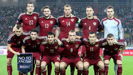 Россия проведет товарищеский матч с Венгрией