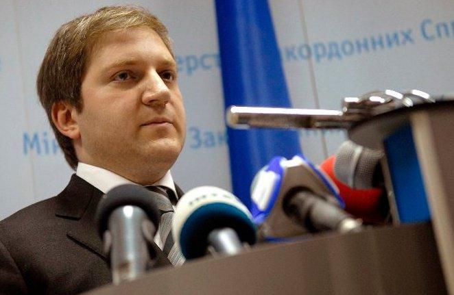Олег Волошин: Американский дипломат назвал Парубия «полоумным»