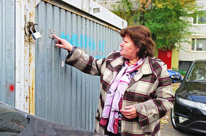 Жители утверждают: гараж-ракушка установлен незаконно