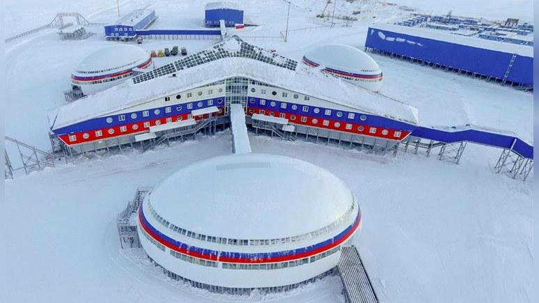 Times: Россия закрепилась в Арктике с помощью крупнейшей военной базы