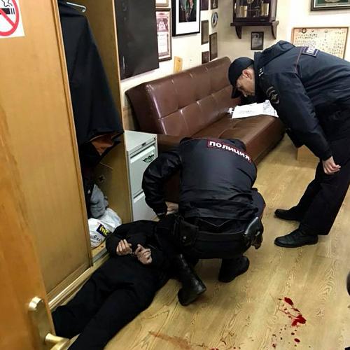 СК возбудил дело по факту нападения на журналистку «Эха Москвы» Татьяну Фельгенгауэр