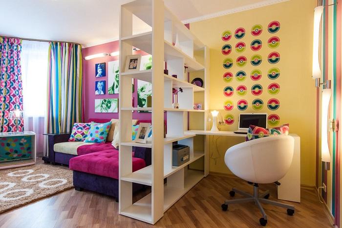 10 способов зонирования, которые позволят стильно и практично разграничить пространство