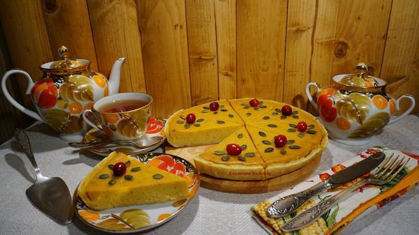 Американский тыквенный пирог со сгущенкой: среди множества рецептов я выбрала лучший!