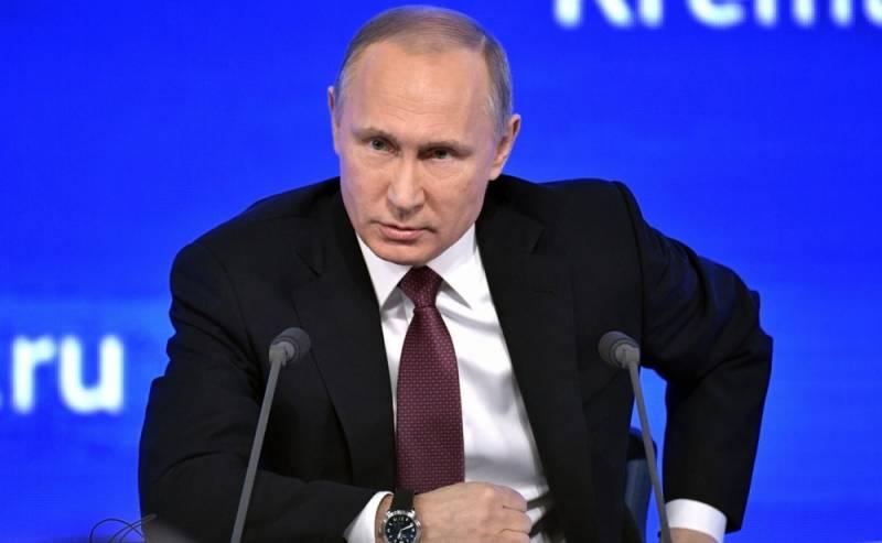 Путин: Россия рискует остаться без леса