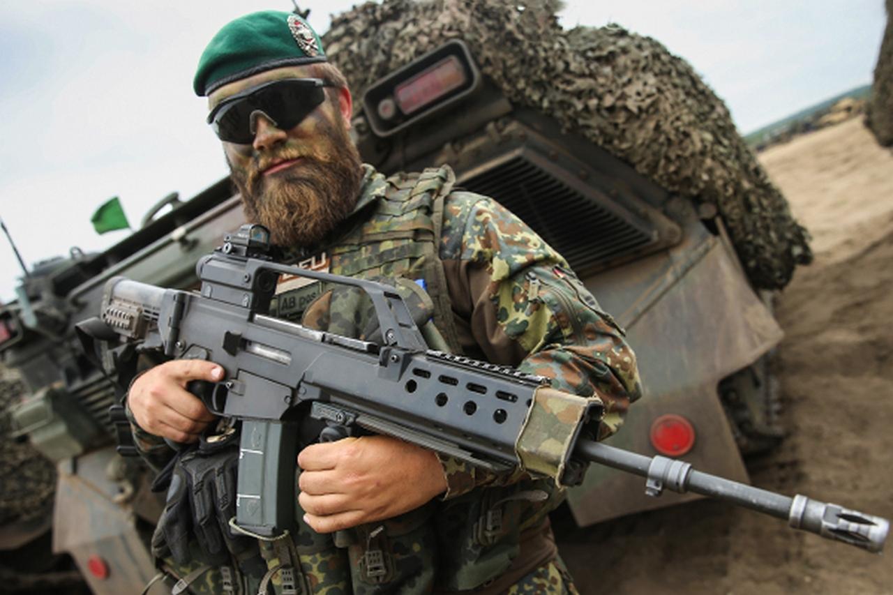 Солдаты Европы: потеснят ли они НАТО?