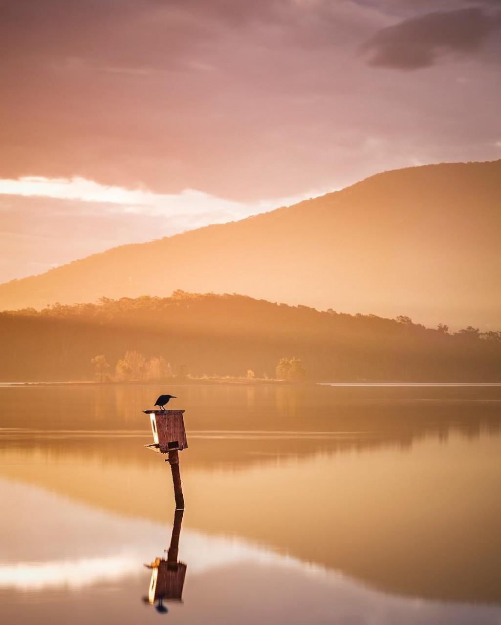 Красивые пейзажные фотографии Джеймса Блейкени