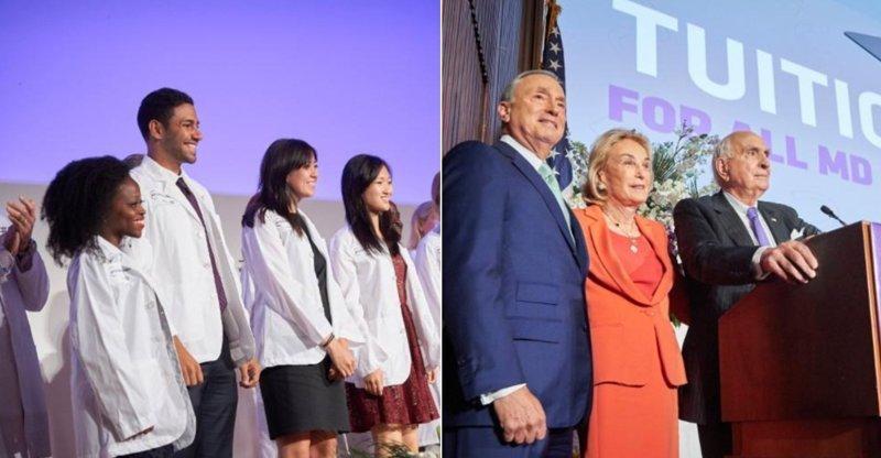 Американский университет ввел бесплатное обучение для всех студентов-медиков ynews, Призвание, бесплатное обучение, медицина, студенты, сша