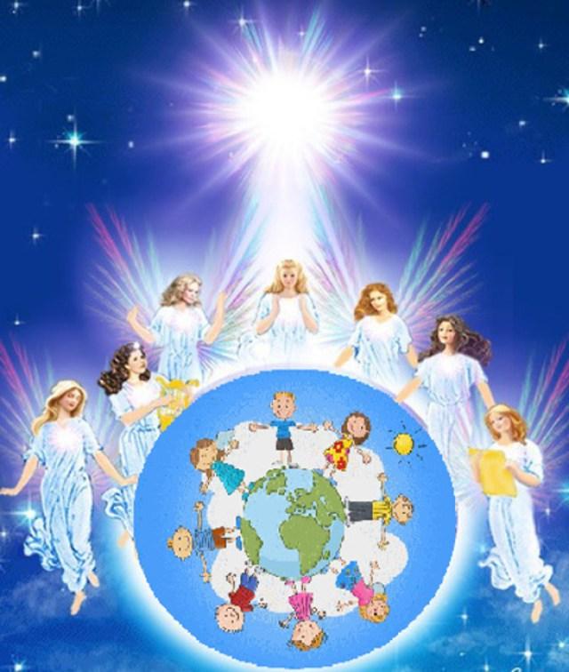 Приглашаем к творчеству по направлению целительских потоков детям Земли!