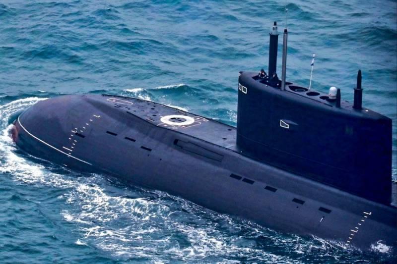 подводная лодка с 268