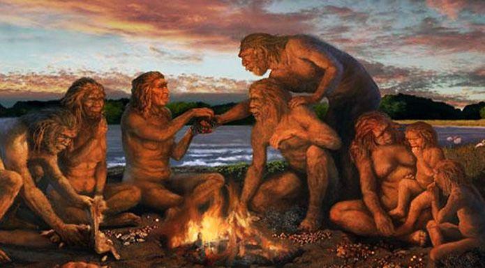 Предки человечества были сос…