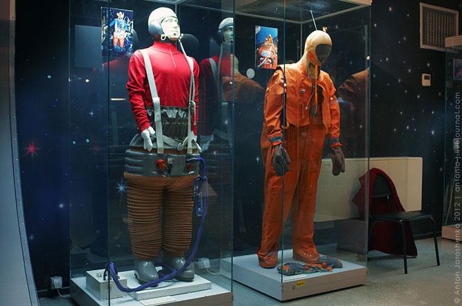 Экскурсия в мемориальный музей космонавтики