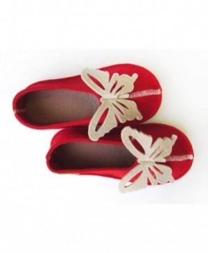 Идеи для творчества - домашняя обувь из фетра