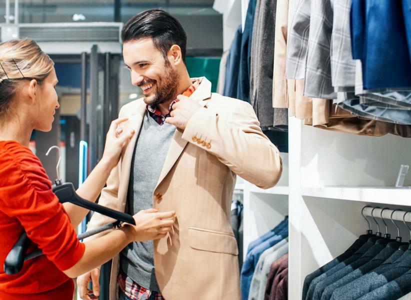 Как одеть своего мужчину?