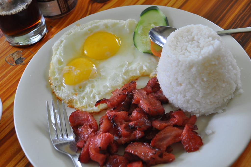 Филиппинская кухня: особенности и рецепты. Что попробовать на Филиппинах