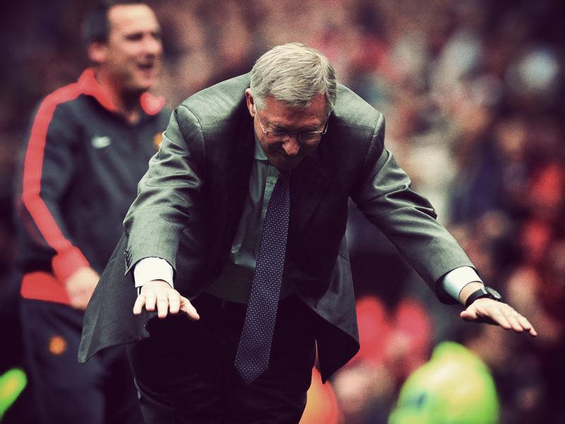 068 Алекс Фергюсон: Самый титулованный тренер Манчестер Юнайтед