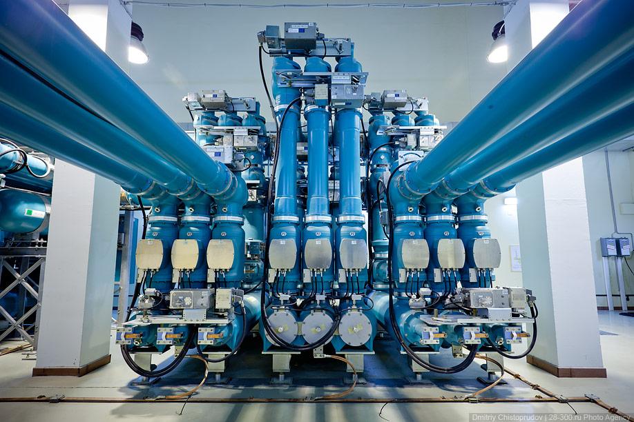879 Как украсть новейшую газотурбинную теплоэлектростанцию?