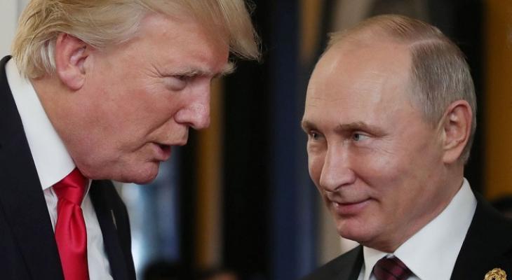 Путин предложил Трампу безупречный план по Донбассу