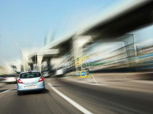 Автомобилистов накажут за превышение скорости на 10 км/ч