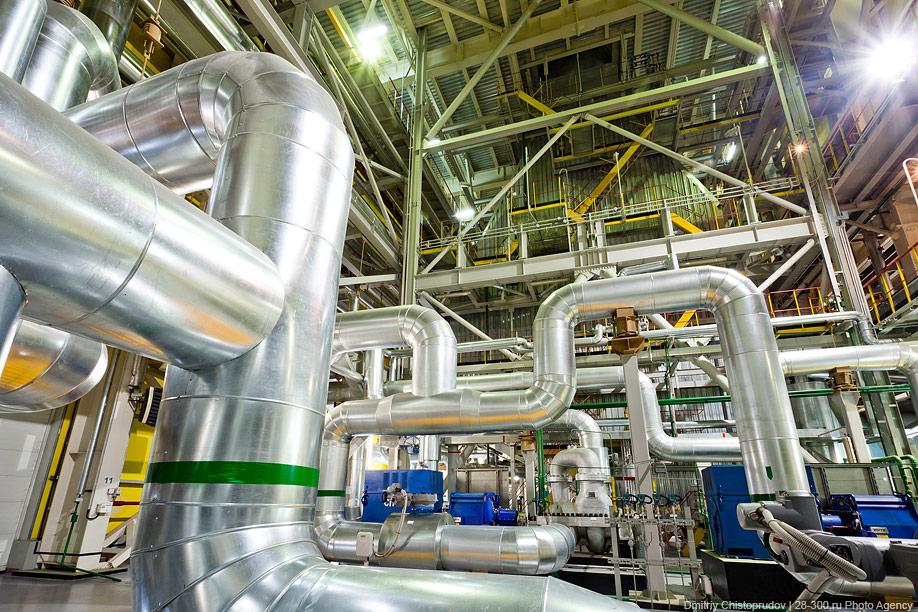 1856 Как украсть новейшую газотурбинную теплоэлектростанцию?