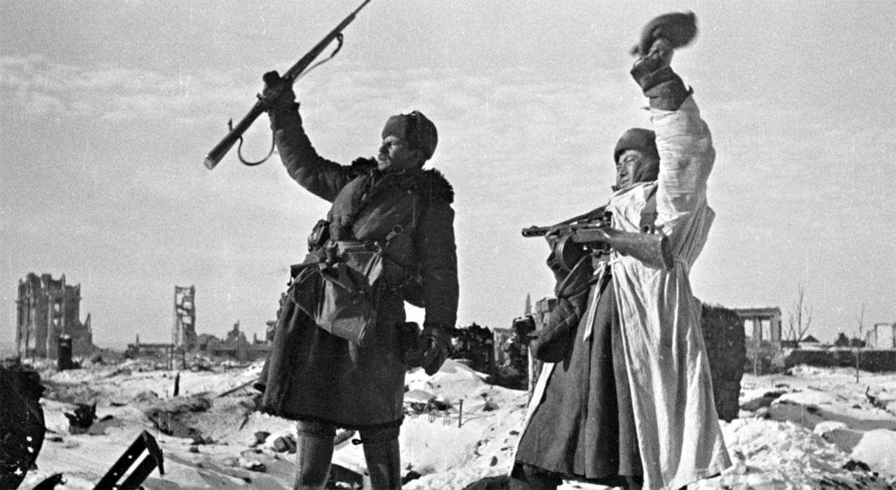 Cоветское контрнаступление под Сталинградом - 5 шагов в историю