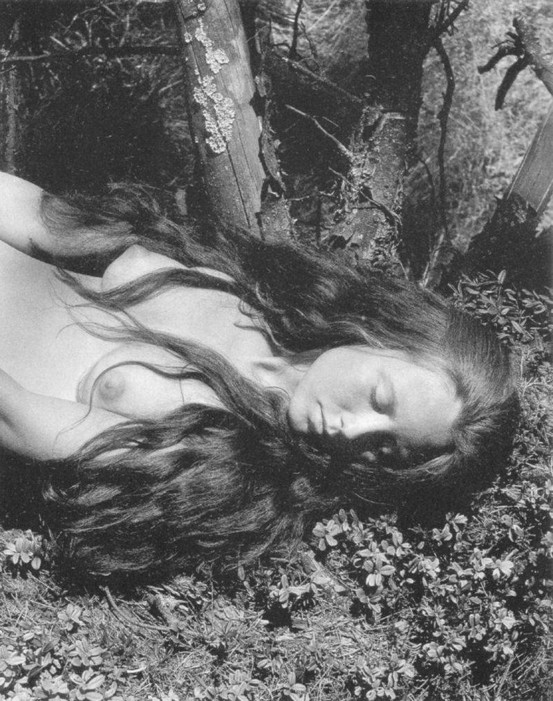 «Цветы среди цветов» Римантаса Дихавичюса – первые фотографии ню в СССР 21