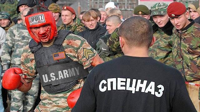 Американское вторжение на Украину: реальность или информационная провокация?