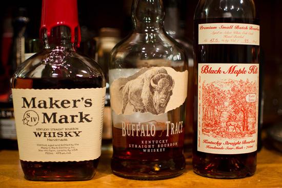 6 отличий бурбона от любого другого виски