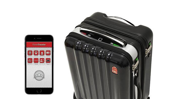 Space Case 1 – самый умный чемодан в мире