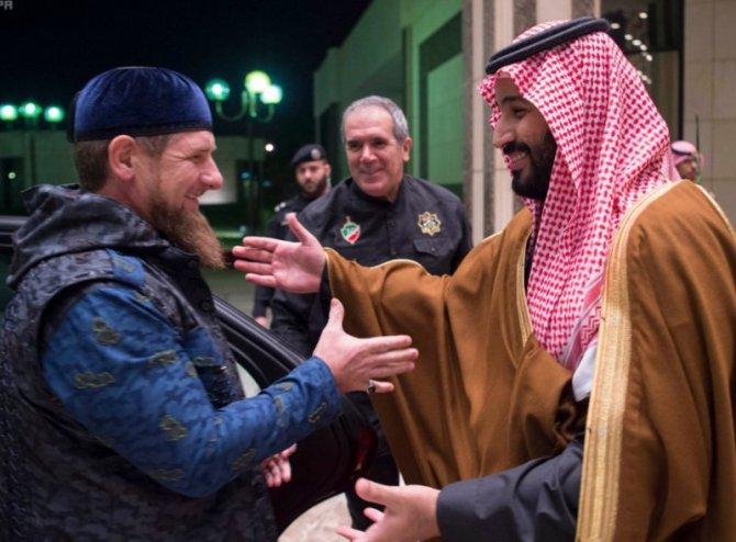 Кадыров опроверг саудовский …
