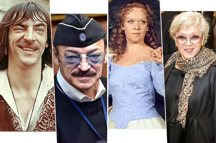 «Д'Артаньян и три мушкетёра» — звезды легендарного фильма 40 лет спустя