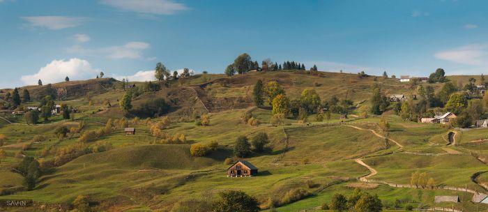 Осень в Крыму и Карпатах (103 фото)