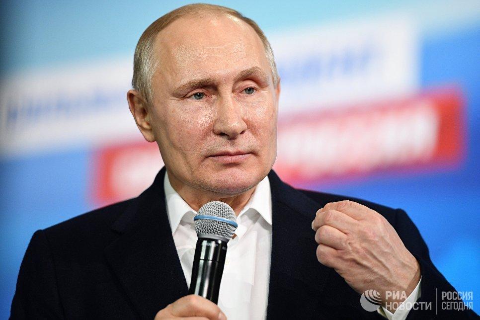 Иностранные СМИ отметили успехи, достигнутые Владимиром Путиным