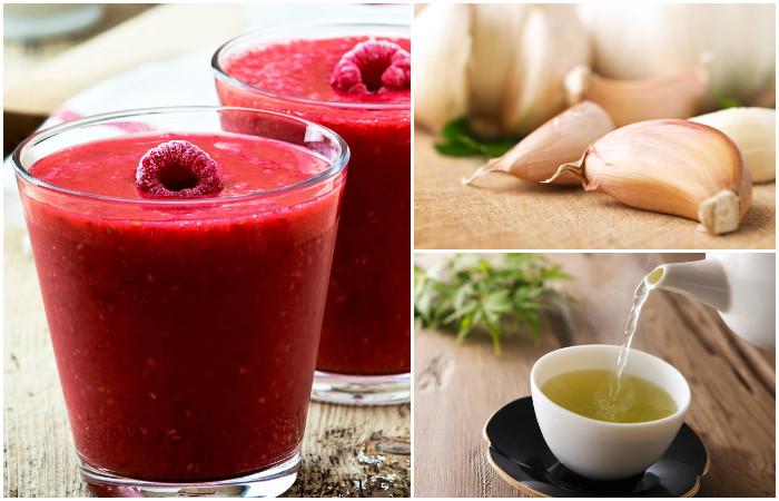 Рецепты молодости — 8 продуктов, которые замедляют старение