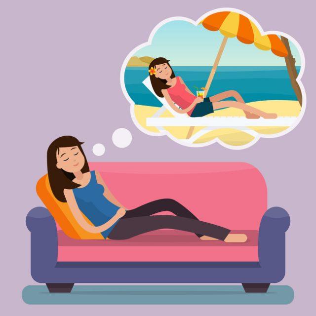 Способы, которые помогут вам уснуть